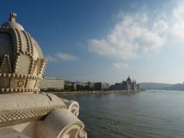 Hungarian Parliament Building VIII by setanta5