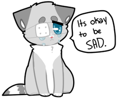 Its Ok To Be Sad by QTipps