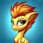 [COMMISSION] Spitfire by Setharu