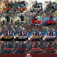 MCU Phase Two Folder Icon Pack by GERALDMCGREW