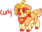 curly fries by irlnya