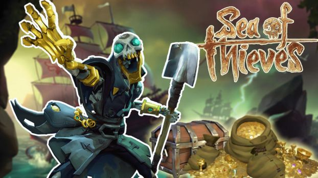 Sea of Thieves - Skull Treasure by LordMaru4U