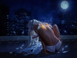 Fallen Angel by WesterArt