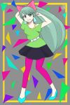 HATSUNE MIKU 80'S STYLE by Pikany