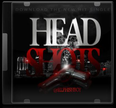 Attempt to do CD cover for Mixtape by AmbitiousDesignz