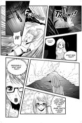 Crossover chapter 1 sample page 2 by Ophelianime