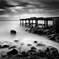 Unfinished pier 2 by samuilvel