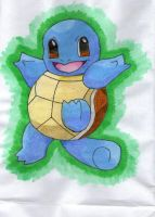 Squirtle by twilightlinkjh