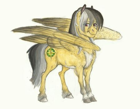 Headcanon- Daring Do/A.K Yearling by Earthsong9405