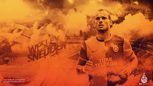 Wesley Sneijder by KDGraphics34