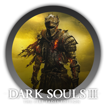 Dark Souls III (3) The Fire Fades Edition - Icon by Blagoicons