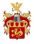 Chinese Armorial Coat of Arms by Kittensoft