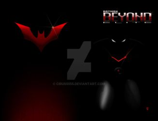 Batman beyond test cover 4 by cirus5555