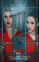 JAIL - WATTPAD COVER by AdmireMyStyle