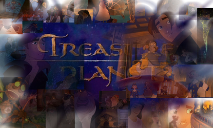 Treasure Planet by aug325