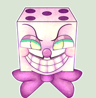 King dice by Mintixio