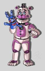 ~Funtime Freddy~ by TheFredricus