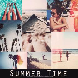 Summer Time by DeserveWhatYouDream