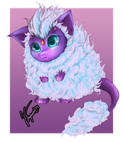 Baby Enyo by Vioqueen
