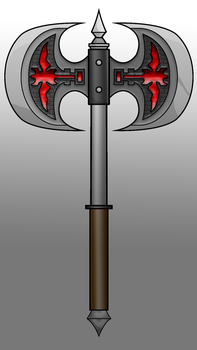 Battle Axe by The-Great-Radio