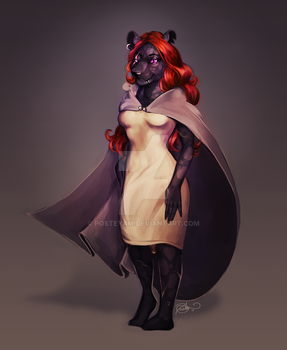Runya 2 Hour Painting Commission