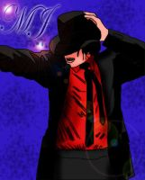 Micheal Jackson by jclark11776