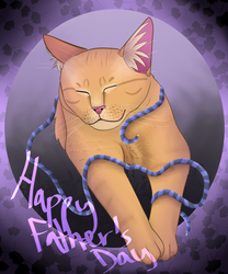 Happy Father's Day by MuiiTheCat