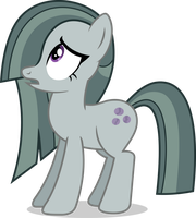 Mlp Fim marble pie (...) vector by luckreza8