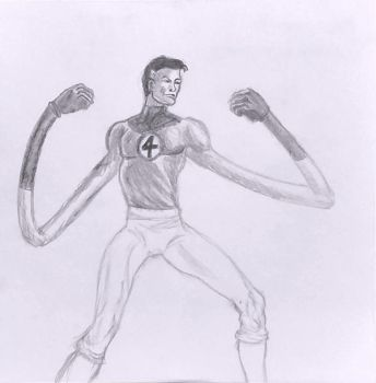 Daily Challenge #004 - Mister Fantastic by Phenglar