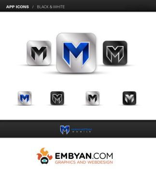 Mmobile - Icon by embyan