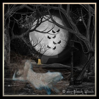 Sleeping Beauty by B1ackWitch