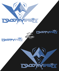 EZA - Prodcast Team Logo - DROOPY EAGLE 3.0 by kevboard