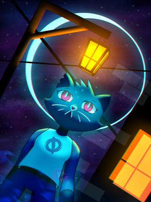 NITW - Astral Alley by PinkCapPanda