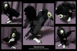 Nevermore by WormsandBones