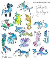 14 Adopts-creatures OPEN by AJIENA