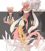 [A] Draek - Seq+Fab Collab Adopt Auction // CLOSED by sequshi