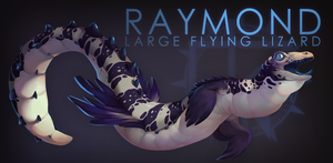 [CLOSED] Adopt auction - RAYMOND by quacknear
