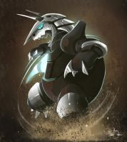 Aggron Steel Tail
