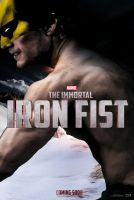 The Immortal Iron Fist Teaser Poster #2 by Enoch16