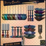 Pretty Candles by CntryGurl-Designs