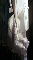 Alley 401 by AndreeWallin