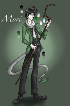 RotG: SHIFT (Mori) by LivingAliveCreator