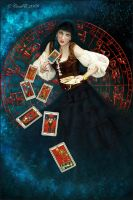 The Fortune Teller by cemac
