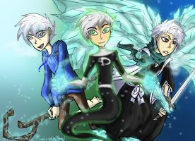 Ice Dudes by HezuNeutral