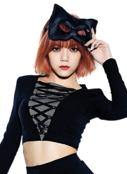 AOA JIMIN PNG by Yourlonglostsister