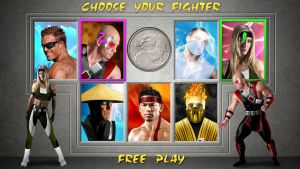 MK1 - Selection Screen in HD by molim