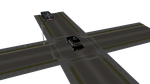 Daz Bazze Muscle car traffic stop by anthsco