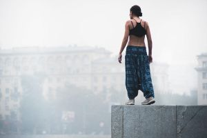 Smog in Moscow 6 by WilliH
