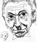 William Hartnell 1, Doctor Who by johnmiic