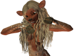 Fawn deer transformation - Animated Video by Cyberalbi